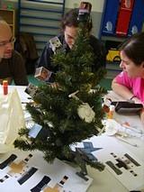 Vánoční ST stromeček