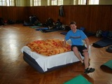Nappyho postel