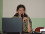 Tar-ara přednáší
